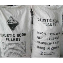 Industrial Chemical Caustic Soda (Flocken, Perle, Feststoff)